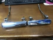 Isuzu Kb20 Kbd Chev Luv 73-76 Outside New Handle 1 Pair After Market