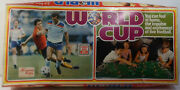 Perma Toys Greek Vtg 70's World Cup Large Size Table Soccer Football Skill Game
