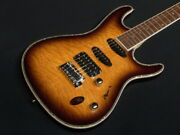 Ibanezsa460qm Abb Antique Brown Burst - From Japan - Free Shipping