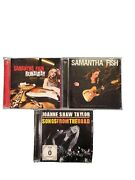 Songs From The Road By Joanne Shaw Taylor And Samantha Fish Runaway And Black Wind..