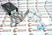 Cp Pistons Bore 86.5 Mm Cr 100 + Saenz H-beam Forged Rods For Honda 2.0l K20c1