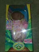 Cabbage Patch Kids Drink And039n Wet Newborn Doll 10h New Ii
