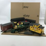 Scientific Toy G Gauge Pennsylvania 9714 Complete Train Set Remote And Track 2.b2
