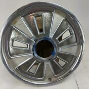 Vintage 1965 Ford Mustang Hubcaps 14 Standard Wheel Cover Hub Caps