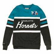 Mens Mitchell And Ness Nba Head Coach Crew Charlotte Hornets