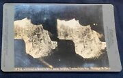 Lookout Sideys Onyx Cave Canyon Hot Springs Sd Wr Cross South Dakota Stereoview