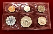 1959 Us Mint Silver Proof Set Us Coins