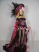 Barbie Doll Showgirl Collection Ooak