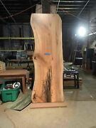 Sycamore Slab Fully Finished Resin/epoxy Natural Stain