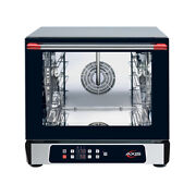 Axis Ax-514rhd Single Deck Half Size Electric Convection Oven With Programmab...