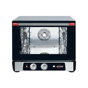 Axis Ax-513rh Single Deck Half Size Electric Convection Oven With Manual Cont...