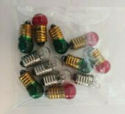 Replacement 18v Bulbs For Lionel/american Flyer Trains/accessories