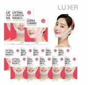 Ludea V Band + Lifting V Patch Mask Plus X 10ea - Face Slimming V Line Chin Up
