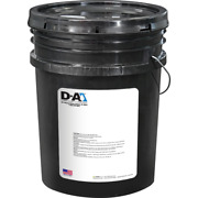 D-a Lubricant Co 14518 D-a Rock Drill Oil Iso 46 Sae 10 - 5 Gallon Plastic Pail