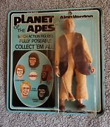 1974 Planet Of The Apes Original Mego Verdon 8 Inch Figure Mint On The Card