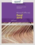 Bundle New Perspectives Microsoft Office 365 And Excel 2016 Comprehensive, Loose