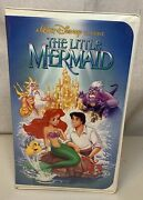 The Little Mermaid Vhs 1989 Banned Cover Proof Of Purchase Black Diamond