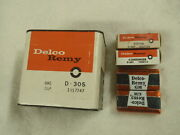 Nos Gm Delco Hi Perf Ignition Tune Up Kit 1956-61 Corvette Dual Points Four Carb