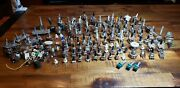 Massive Lot Of 140+ Switches. Mostly Rotary. Steam Punk