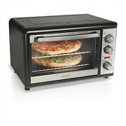 Rotisserie Convection Xl Oven Countertop Chicken Pizza Bbq Grill Buff Ships Free