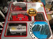Lgb G Scale Train Starter Set 72411 Route Of The Beavers