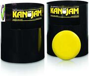 Kan Jam Portable Disc Toss Outdoor Game - Features Durable Weather Resistant Ma