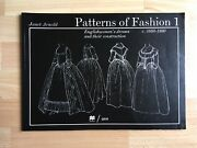 Patterns Of Fashion 1, By Janet Arnold, 1977 Edition