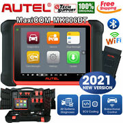 Autel Maxisys Pro Mk906bt All System Scanner Wifi Bidirectional Diagnostic Tool