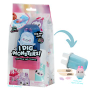 I Dig Monsters Popsicle Pack Surprise Monji Figure Satisfying Asmr Experience