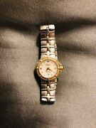 Vintage Raymond Weil Parsifal 9190 Swiss Stainless Steel And Gold Womenand039s Watch