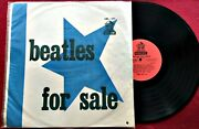 The Beatles - Beatles For Sale - Diff.cover - Blue Star - Vg++ - Uruguay