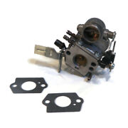 Carburetor With Gaskets And Fuel Line Kit For Zama C1q-s191a C1qs191a C1q-s191b