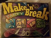 Ravensburger Make N Break Party Board Game 2013 Ages 10+ Up To 9 Players