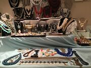 High End Vintage To Now Jewelry Lot 499 Pieces