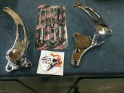 Accutronix Motorcycle Forward Control Kit Nos For Standard Slotted