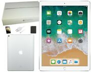 Apple Ipad Pro 32gb Silver Wi-fi Only 12.9-inch And Exclusive Limited Bundle