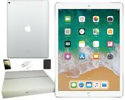 Apple Ipad Pro Silver Wi-fi Only 32gb 12.9-inch And Exclusive Limited Bundle