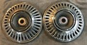 1968-69 Charger 1967-68 Chrysler 1967-69 Dodge Plymouth Hubcap 2881753 15 2