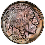 1938-d 5c Ms67+ Pcgs Cac Minor Variety Repunched Mintmark Rpm-003 3 Plus Gem