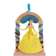 Disney - Belle Fairytale Moments Sketchbook Ornament – Beauty And The Beast 2020