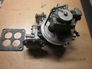 White Truck 3000 T Holley 4 Bbl. Carburetor W/ Governor