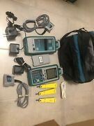 Fluke Microtest Omni Scanner With Accessories Omniscanner 2950-4001-04