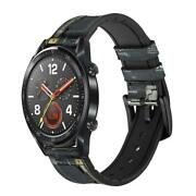 Ca0762 Inside Mobile Phone Graphic Band Strap For Wristwatch Smart Watch