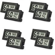 20xmini Hygrometer Thermometer Suitable For Humidifiers Greenhouses Gardens