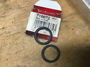 Lot Of 2 Genuine Briggs And Stratton Antique Engine 710072 O Ring Gasket
