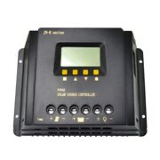 20xpower 30a Pwm Solar Charge Controller 12v/24v Auto Lcd Display Timer