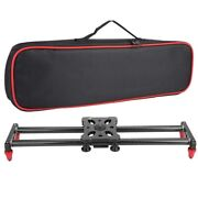 20xcamera Slider Carbon Fiber Dolly Track Video Stabilizer Rail