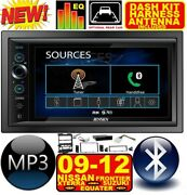 Bluetooth Touchscreen Usb Sd Aux Car Radio Stereo Package