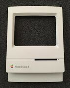 Vintage Apple Macintosh Classic Ii Front Case Face Plate