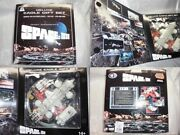 Space 1999 Mechanic Booster Eagle And Laser Tank Eagle Miracle House Deluxe Set